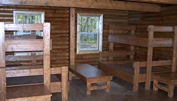 Cabins North Dakota Parks And Recreation
