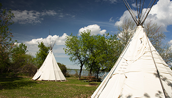 Fort Abraham Lincoln State Park | North Dakota Parks and